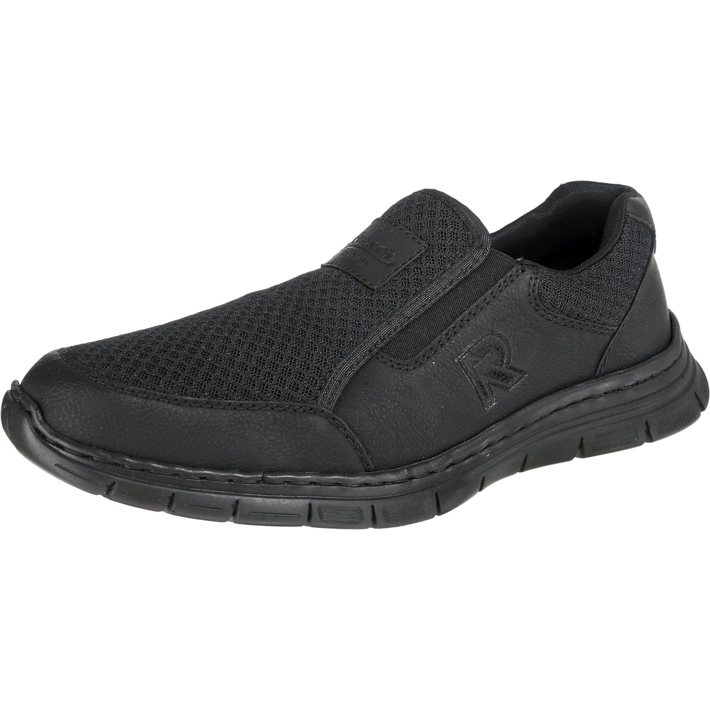 Haltbare Mode billige Schuhe RIEKER | Slip-On Sneaker Schuhe Gut getragene Schuhe