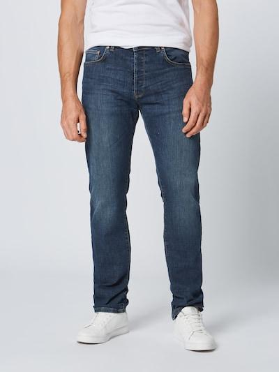 Jeans 'HOLLYWOOD D' LTB pe denim albastru: Privire frontală