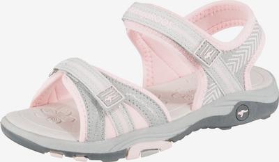 KangaROOS Sandaalit 'K-Lane' värissä harmaa / vaalea pinkki, Tuotenäkymä