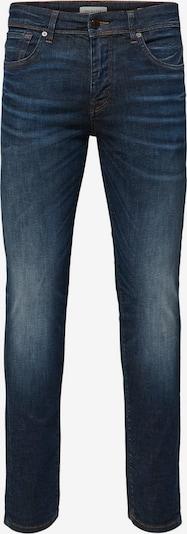 SELECTED HOMME Slim Fit Jeans in blue denim, Produktansicht
