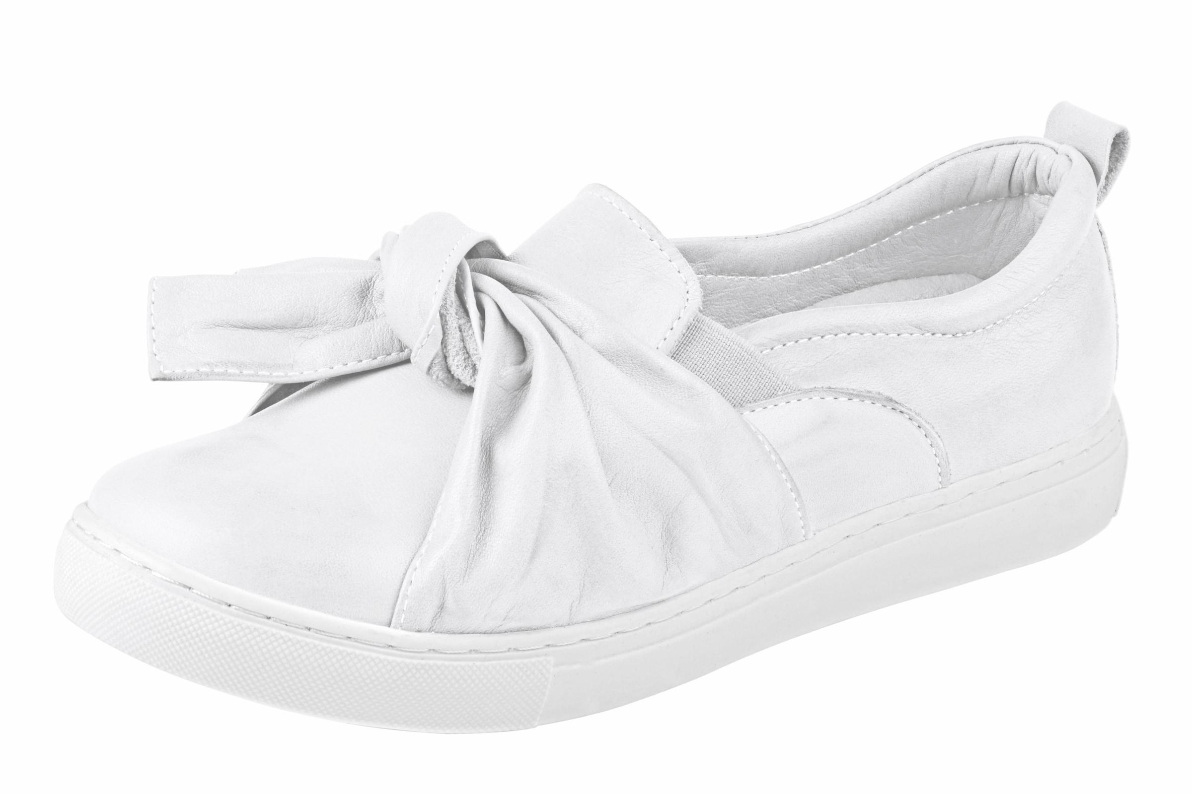 ANDREA CONTI Slipper in weiß