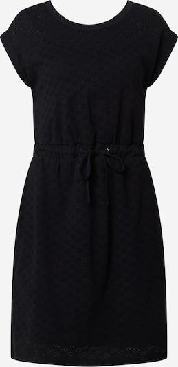 EDC BY ESPRIT Kleid 'Pointelle' in schwarz / weiß, Produktansicht