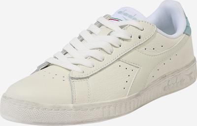 Diadora Chaussure de sport 'GAME L LOW WAXED' en bleu clair / blanc, Vue avec produit