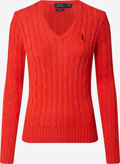 POLO RALPH LAUREN Pullover in hellrot, Produktansicht