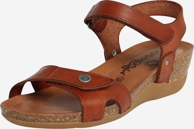 COSMOS COMFORT Sandale in hellbraun, Produktansicht