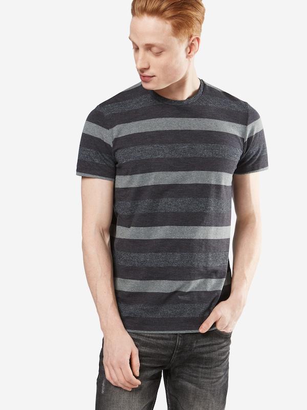 ESPRIT Shirt 'mel stripe ss'