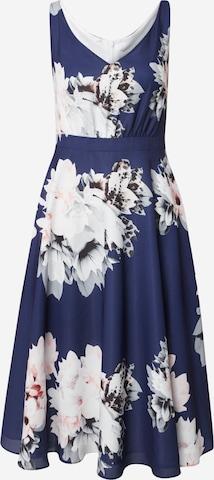 SWING Dress in Blue