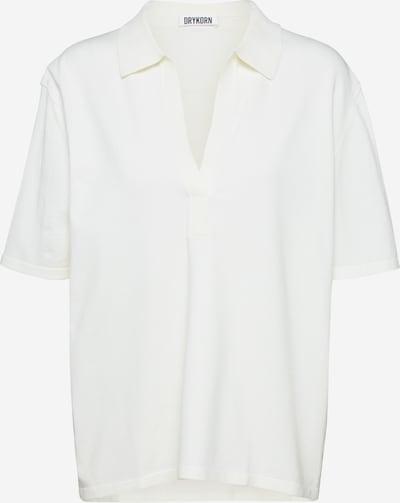 DRYKORN Shirt 'KEMIA' in weiß, Produktansicht