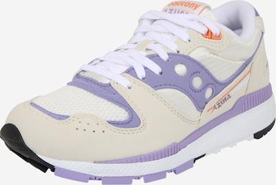 saucony Sneakers laag 'AZURA' in de kleur Lichtlila / Wolwit, Productweergave