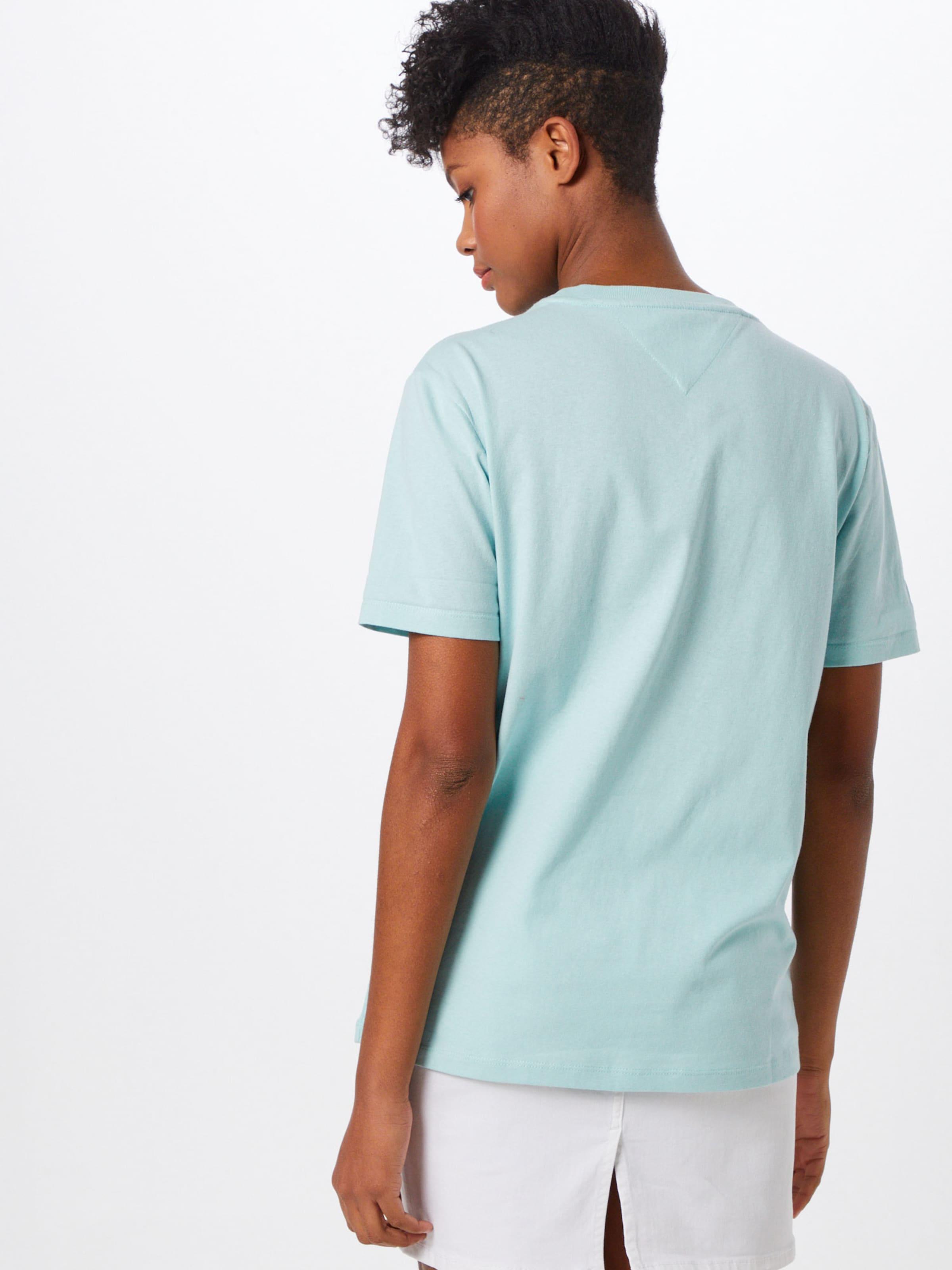 Tommy Jeans HellblauMischfarben Tommy Shirt In 0wNnXk8PZO