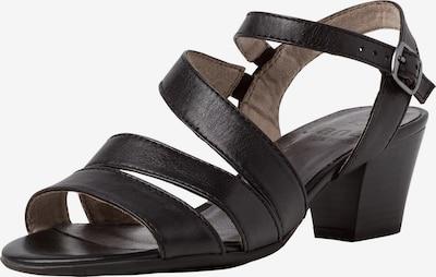 JANA Sandalette in schwarz, Produktansicht