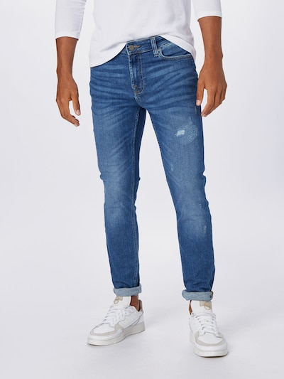 Only & Sons Jeans 'Warp' in blue denim, Modelansicht