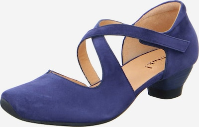 THINK! Pumps in blau, Produktansicht