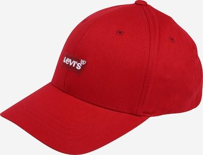 Șapcă LEVI'S pe roșu sânge / roșu rubin / roși aprins, Vizualizare produs