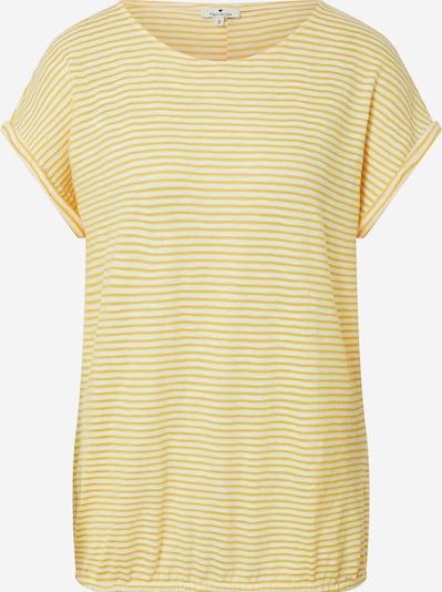 TOM TAILOR Shirt in Geel GEVHnf6c
