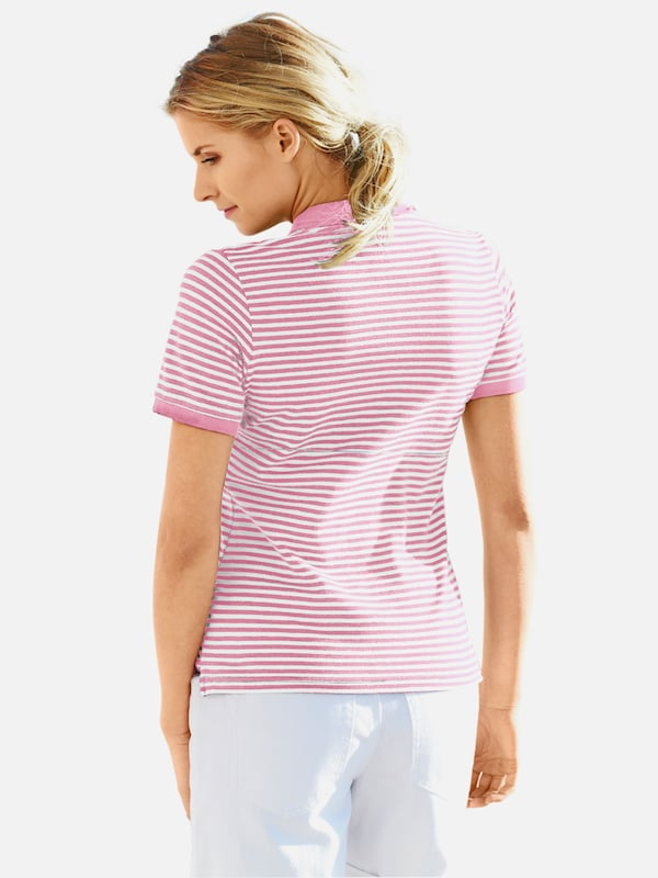 Ashley Brooke by heine Pikee-Poloshirt