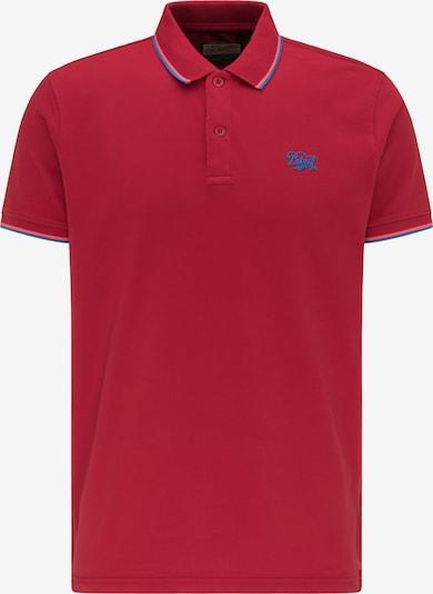 Petrol Industries Poloshirt in rot, Produktansicht