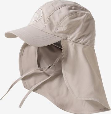 HYPHEN Hut in Beige