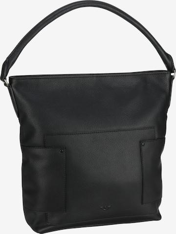 VOi Handtasche 'Deluxe' in Schwarz