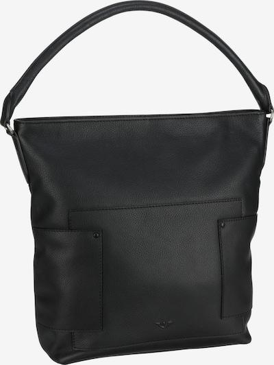 VOi Handtasche 'Deluxe' in schwarz, Produktansicht