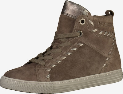 GABOR Sneaker in hellbeige / braun, Produktansicht