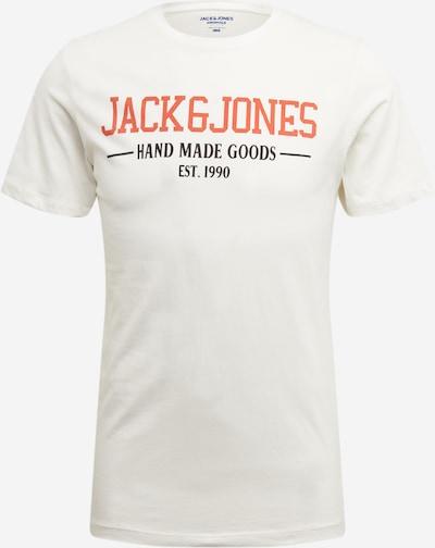 JACK & JONES Shirt 'JORHAND' in weiß / naturweiß, Produktansicht