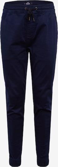 Kelnės iš HOLLISTER , spalva - tamsiai mėlyna: Vaizdas iš priekio