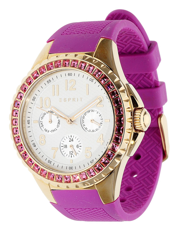 Spielraum Shop-Angebot Bestpreis ESPRIT Armbanduhr 'Benicia' Freies Verschiffen Der Niedrige Preis KrgV3d