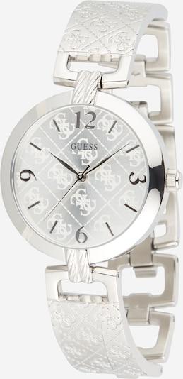 GUESS Analoog horloge 'G-LUX' in de kleur Zilver, Productweergave