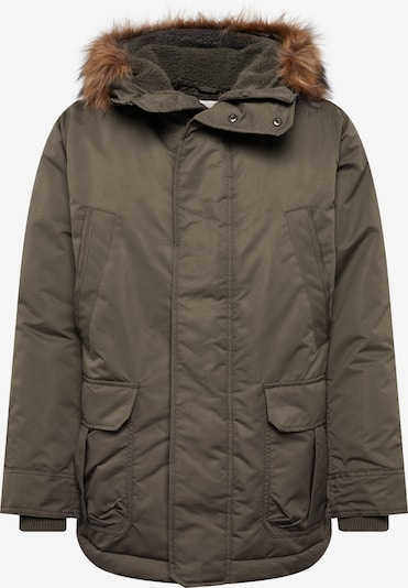 GAP Zimska jakna 'V-SNORKEL' | temno zelena barva, Prikaz izdelka
