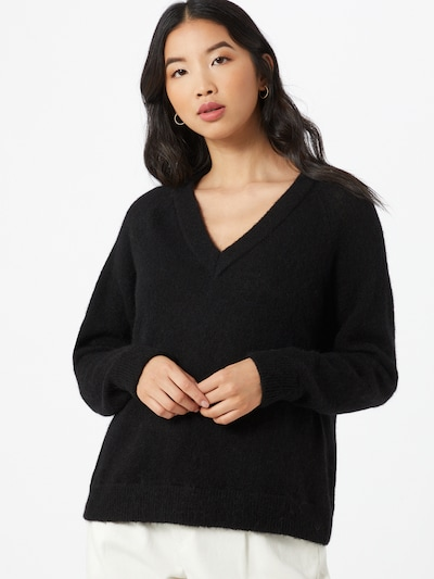SELECTED FEMME Pullover 'Lulu' in schwarz, Modelansicht