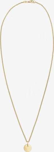 ELLI Kette 'Kreis, Geo' in gold, Produktansicht