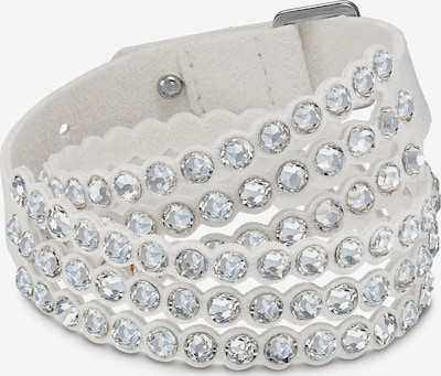 Swarovski Armband in grau / silber, Produktansicht