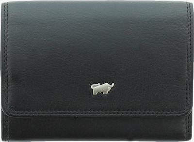 Braun Büffel Geldbörse Golf 2.0 4CS in schwarz: Frontalansicht