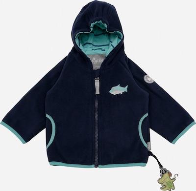 SIGIKID Baby Übergangsjacke für Jungen in blau, Produktansicht
