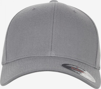 Flexfit Cap 'Wool Blend' in grau, Produktansicht
