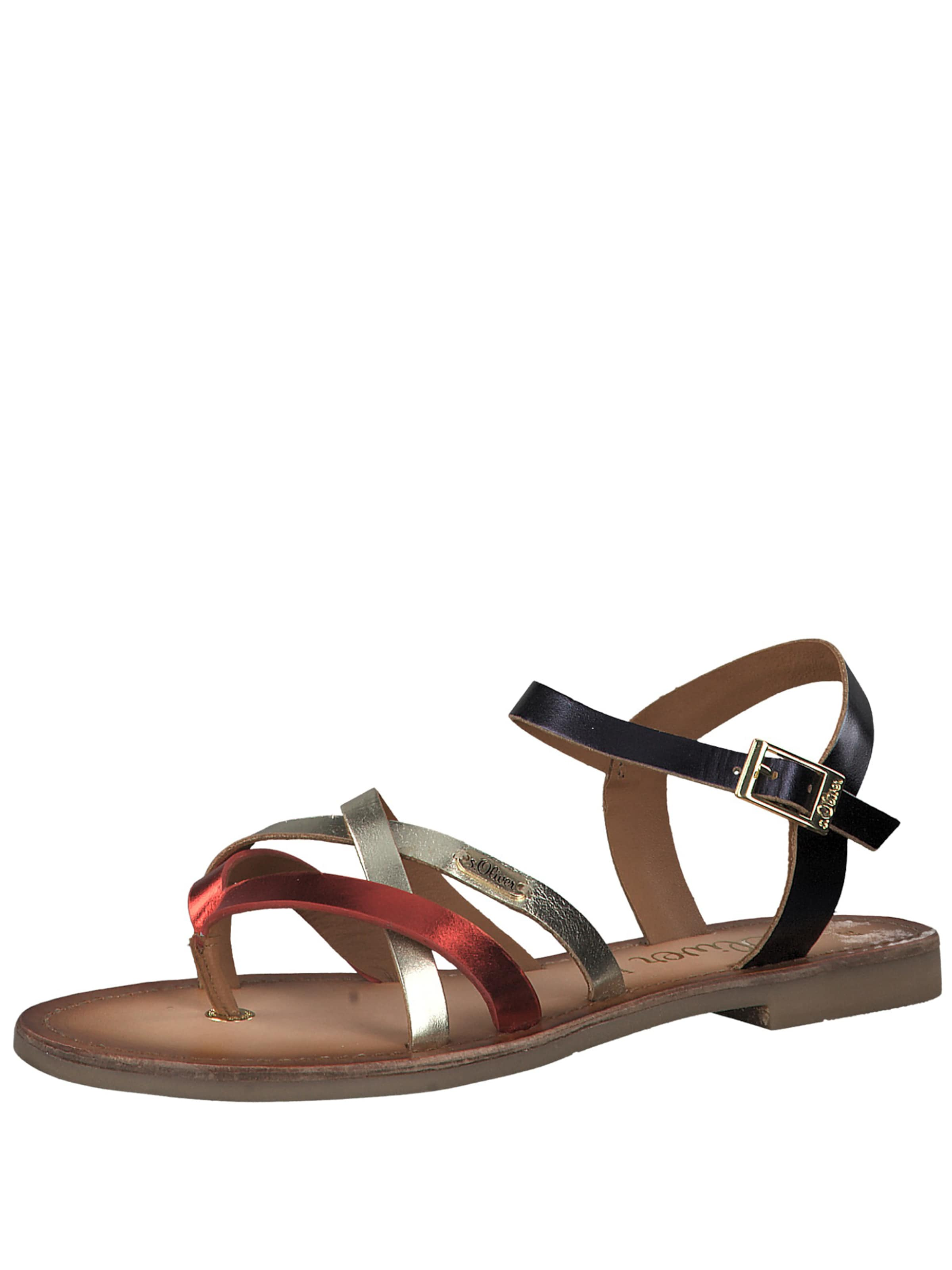 In Mischfarben oliver Sandale Sandale S S In Mischfarben Sandale oliver S oliver hQdsrtCx