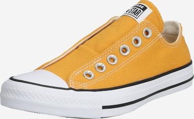 CONVERSE Baskets basses 'CHUCK TAYLOR' en jaune, Vue avec produit