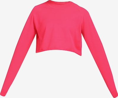 myMo ATHLSR Athletic Sweater in Neon pink, Item view