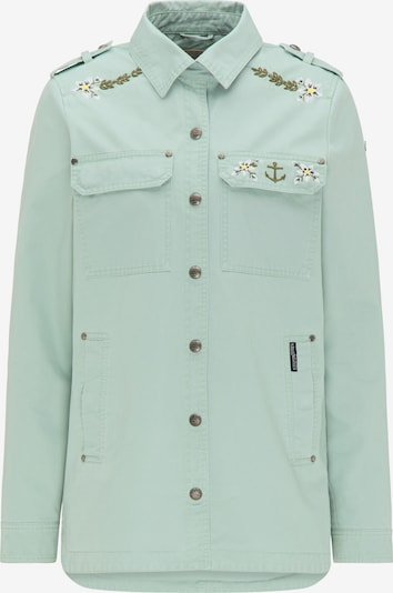 DREIMASTER Between-season jacket in Mint / Mixed colours, Item view