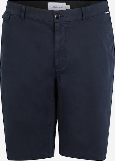 Pantaloni Calvin Klein di colore navy, Visualizzazione prodotti