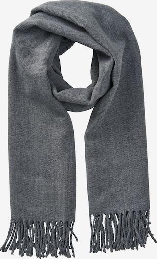JACK & JONES Sjaal in de kleur Grijs, Productweergave