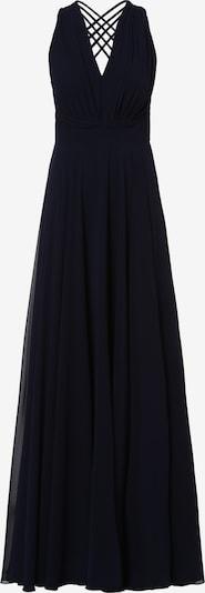 Marie Lund Abendkleid in nachtblau, Produktansicht