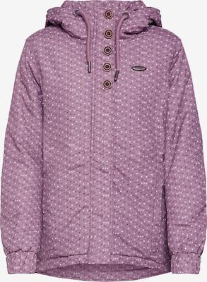 Winterjassen (Lila) voor dames online shoppen   ABOUT YOU