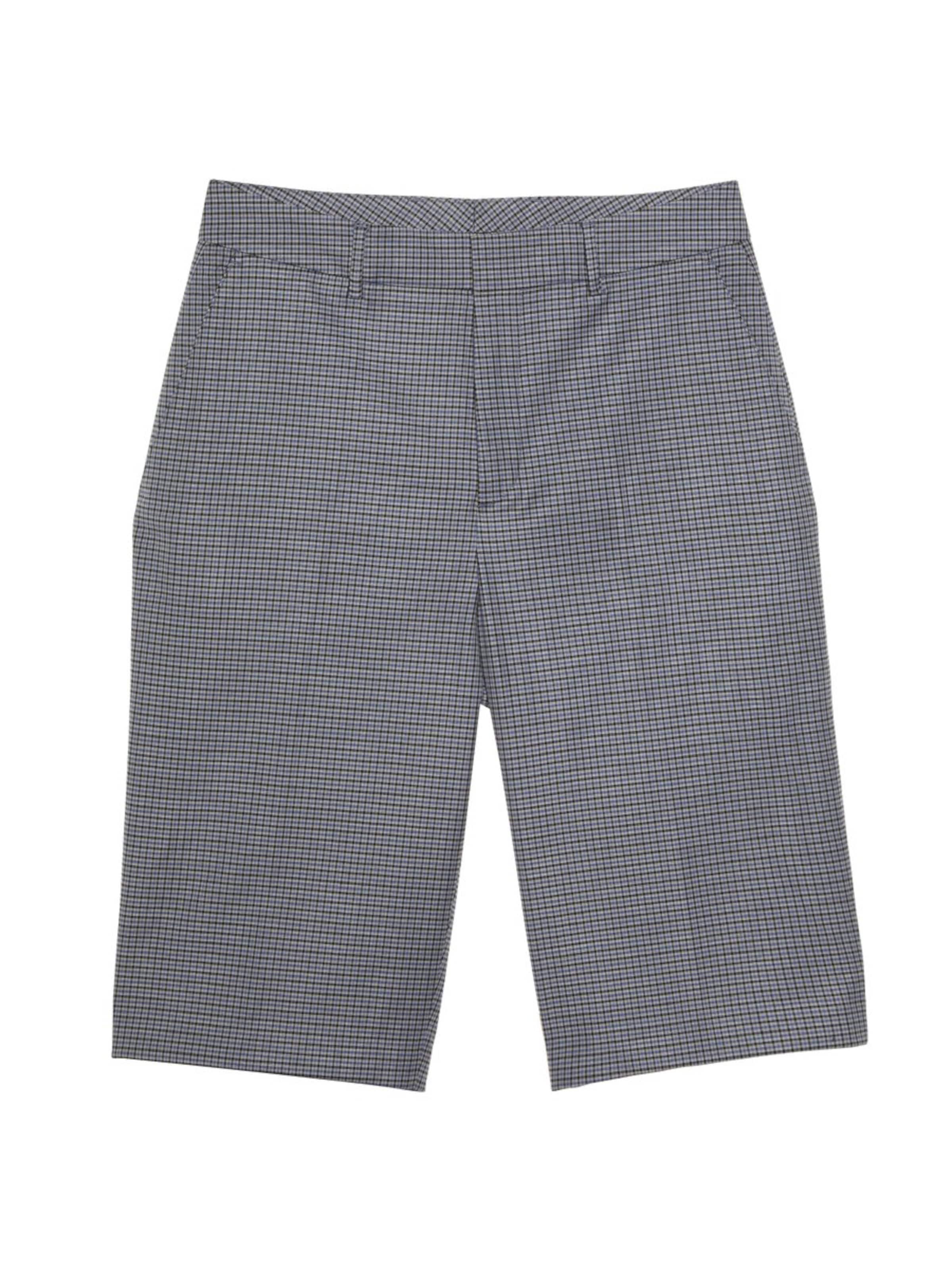 En J lindeberg Pantalon Check' À Bleu Plis 'sarah Marine Micro doCxBe