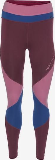 NIKE Športové nohavice - modré / ružová / čerešňová, Produkt