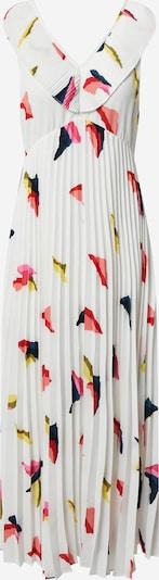 SELECTED FEMME Suvekleit segavärvid / valge, Tootevaade