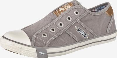 MUSTANG Slipper für Jungen in grau, Produktansicht