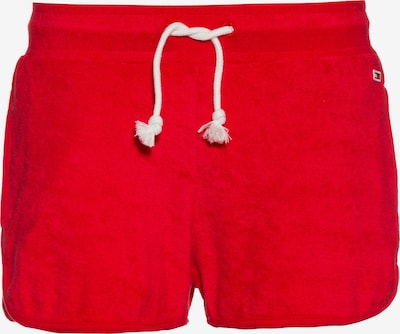 Tommy Jeans Shorts in rot, Produktansicht