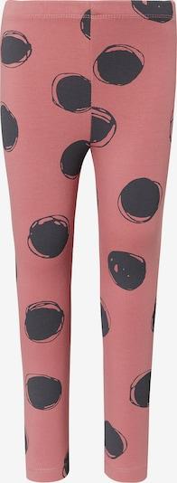 SANETTA Leggings in rosa / schwarz, Produktansicht